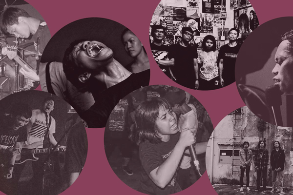 Asian heavy metal zine malays
