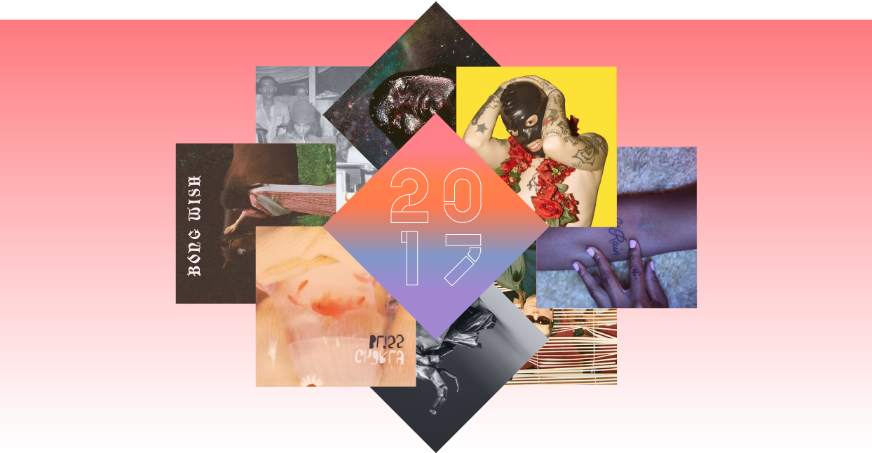 Bandcamp Daily Staffers on Their Favorite Albums of 2017