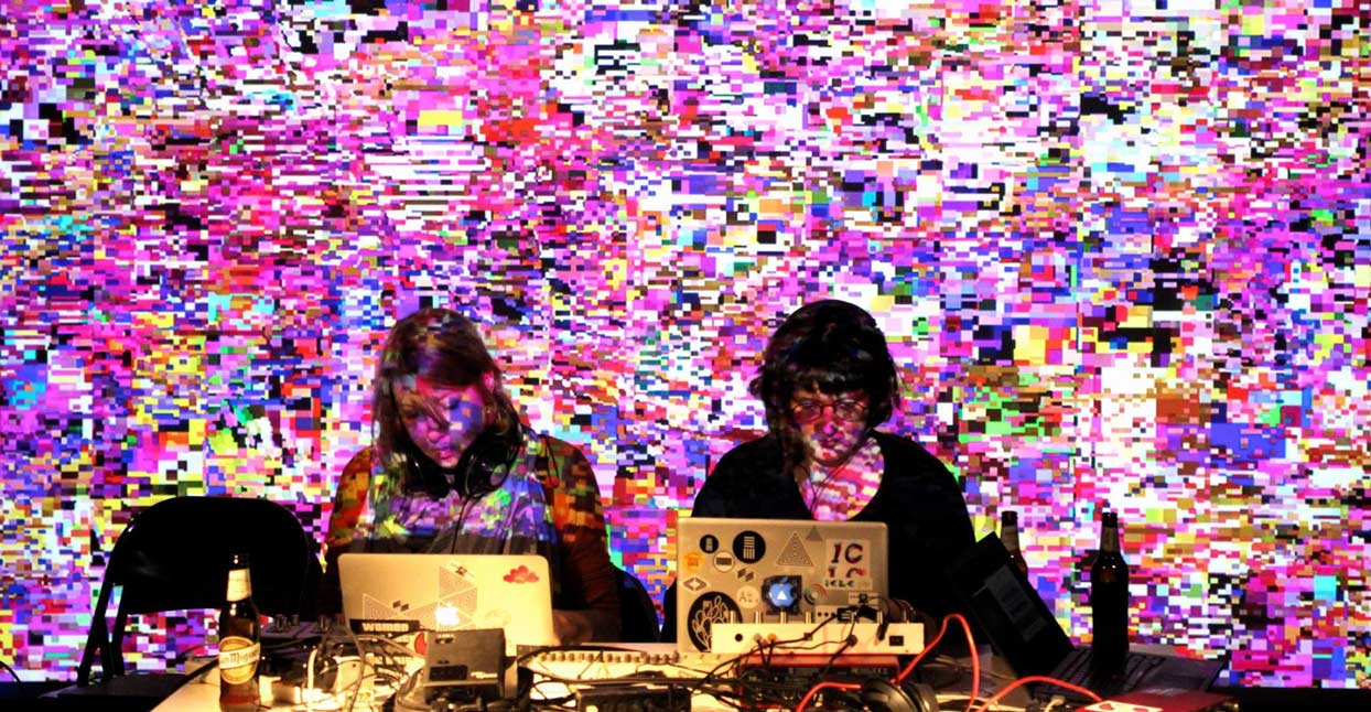 Meet the Artists Using Coding, AI, and Machine Language to