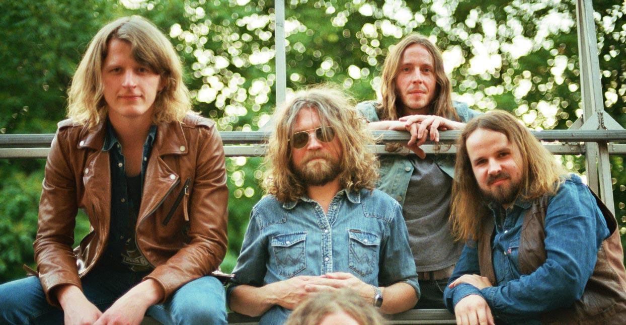 Ten German Hard Rock Bands Bridging Present and Past