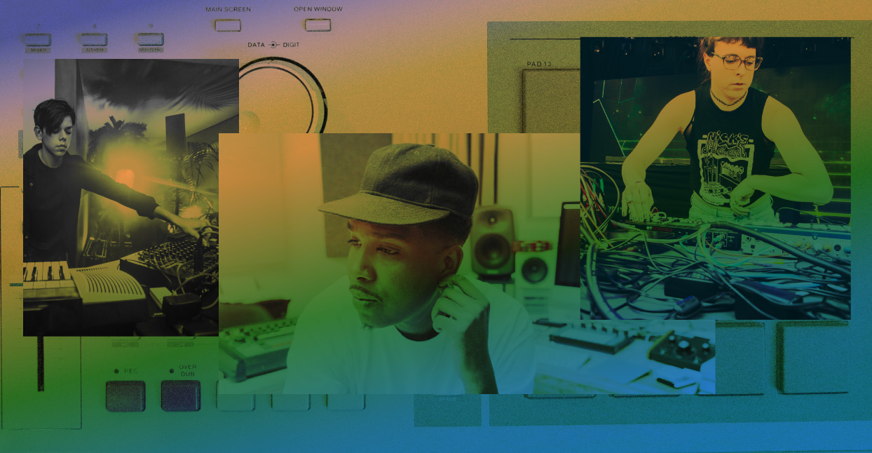 Machine Music: Great Contemporary Albums Made on an MPC « Bandcamp Daily