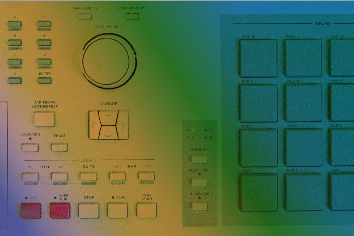 Machine Music: Great Contemporary Albums Made on an MPC