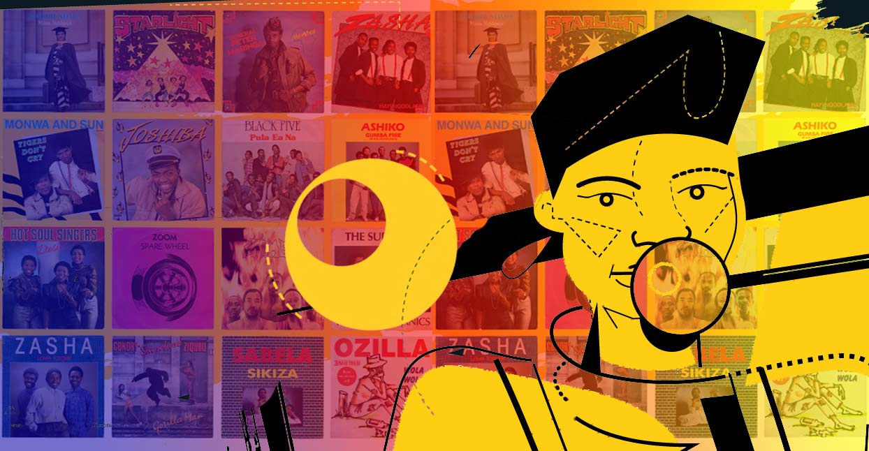 """Gumba Fire"""" Looks Back at the """"Bubblegum"""" Side of '80s African Music"""