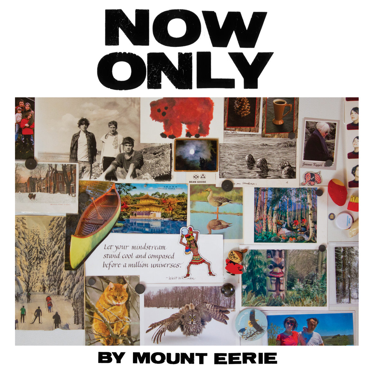 "Album of  the Day: Mount Eerie, ""Now Only"""