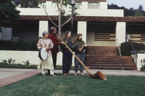 In the '80s, Ursula K. Le Guin & Todd Barton Recorded an Imaginary Civilization