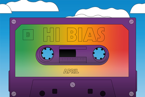 Hi Bias: Notable Cassette Releases on Bandcamp, April 2018