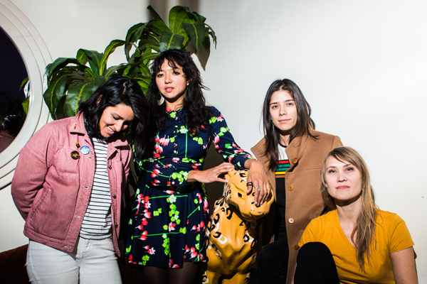 La Luz Balance Surf's Menace and Melody