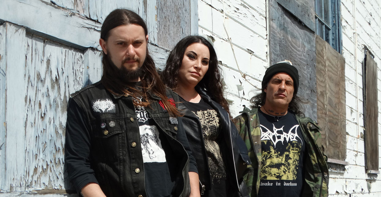"""On """"Coffin Birth,"""" Extremity Perfect """"Dumb Death Metal"""