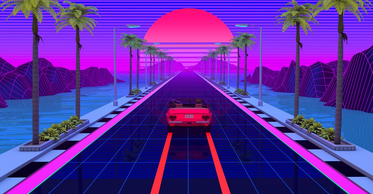 Summer Synthwave