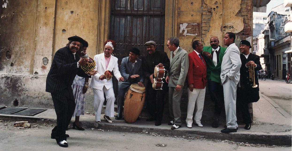 Afro Cuban All Stars