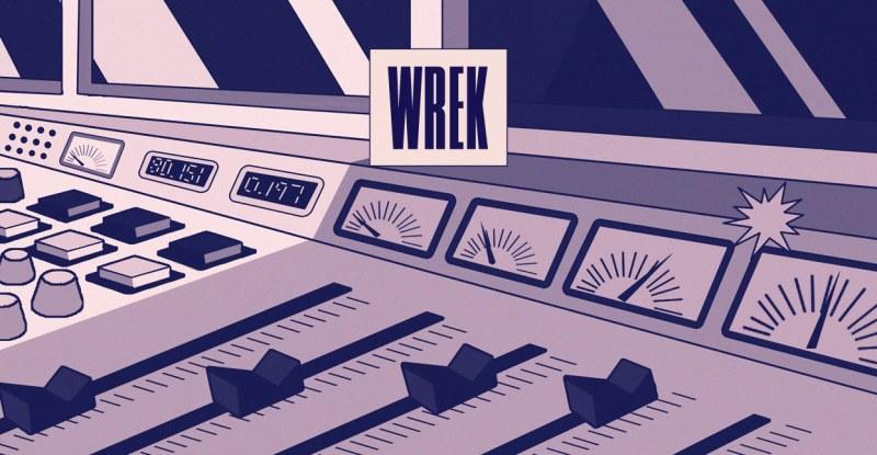 WREK, College Radio