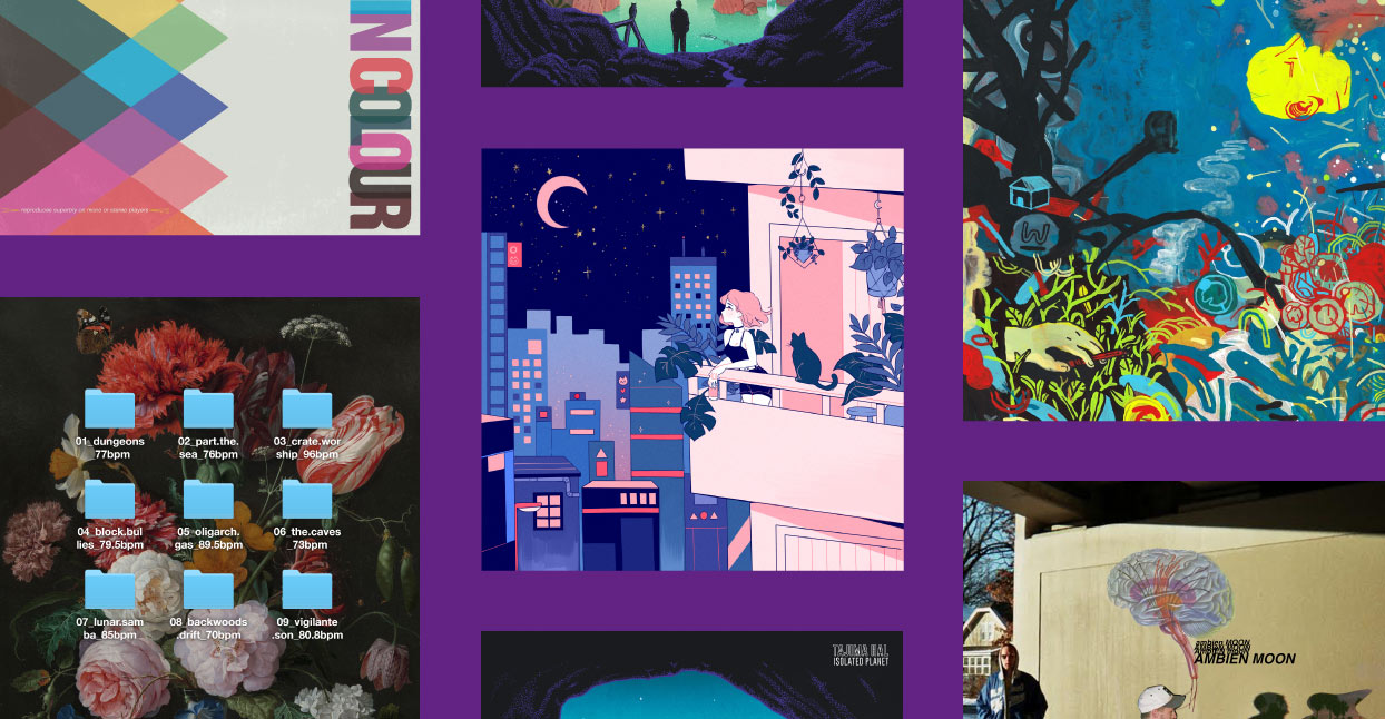 The Best Beat Tapes on Bandcamp: July/August 2018 « Bandcamp Daily