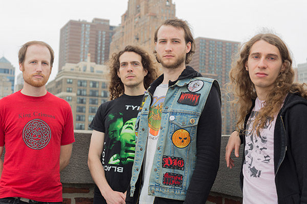 Horrendous Make Proggy Death Metal for Paranoid Times