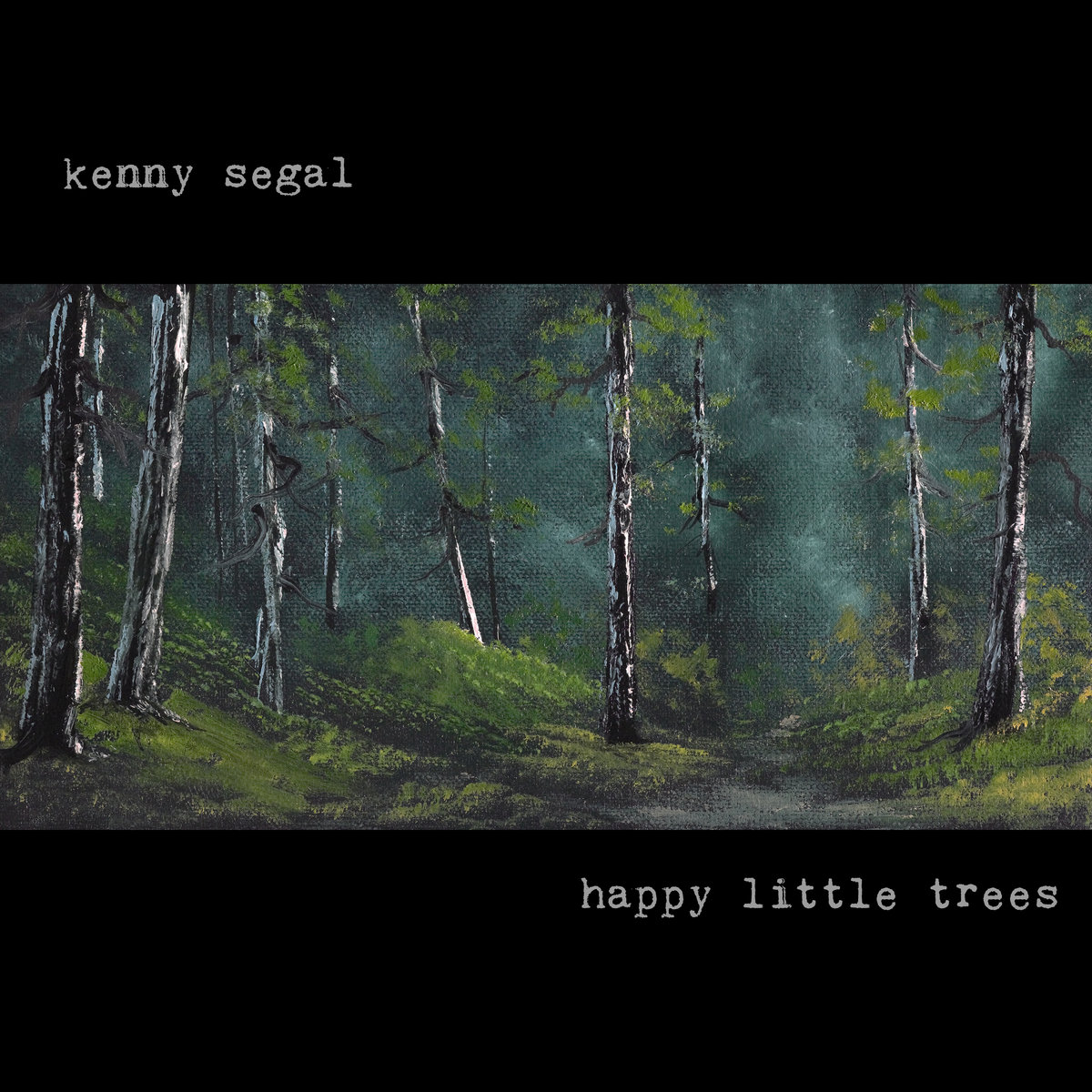 "Album of the Day: Kenny Segal, ""happy little trees"""