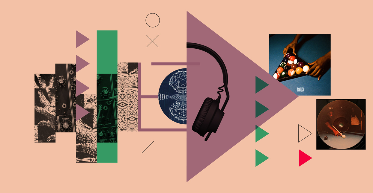 The Best Electronic Music on Bandcamp: October 2018
