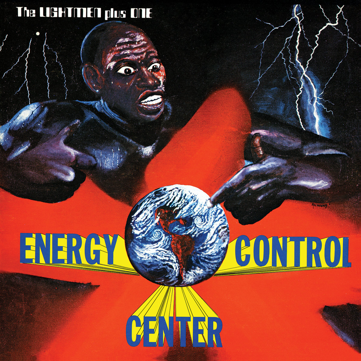 "Album of the Day: Bubbha Thomas & The Lightmen, ""Energy Control Center"""