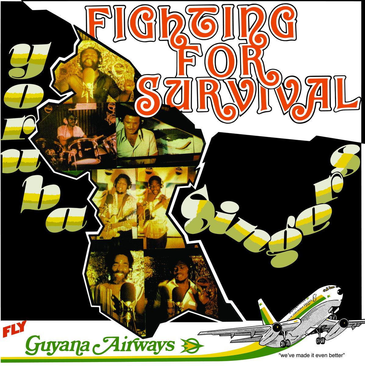 "Album of the Day: Yoruba Singers, ""Fighting for Survival"""