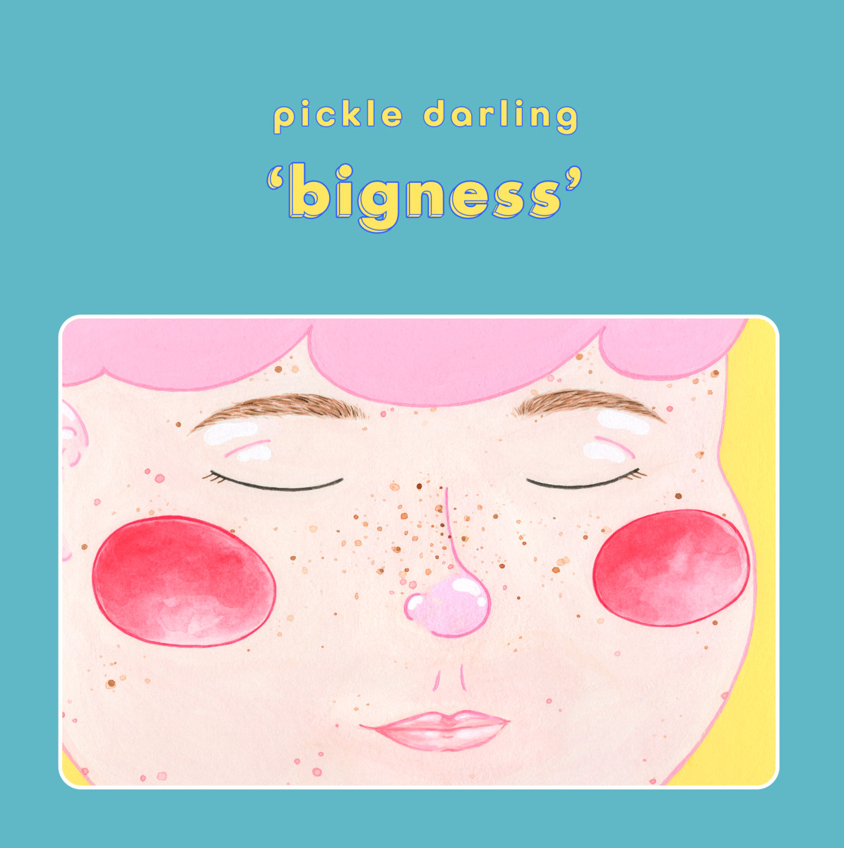 "Album of the Day: Pickle Darling, ""Bigness"" « Bandcamp Daily"