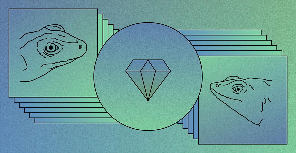 hidden gems, size
