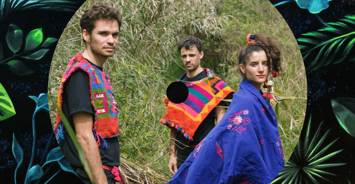 """Electronic Folklore"""" Artists Blend Traditional Music"""