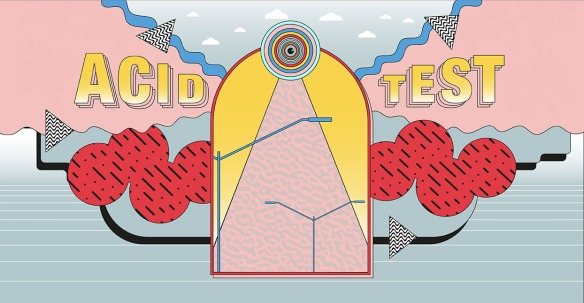 Acid Test: Experimental Electronics, Musique Concrète, Warped Funk