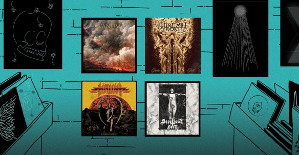 Best Power Metal 2019 The Best Metal on Bandcamp: March 2019 | Bandcamp Daily