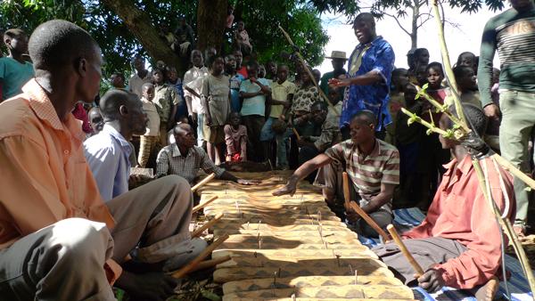 Mugwisa International Xylophone Group