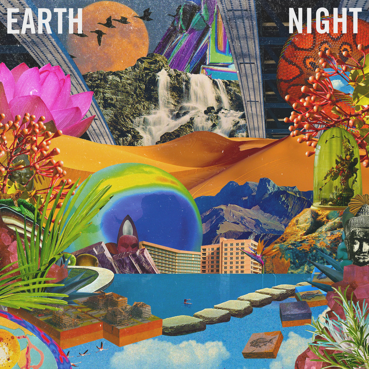 """Album of the Day: Various Artists, """"Earth Night"""" « Bandcamp"""