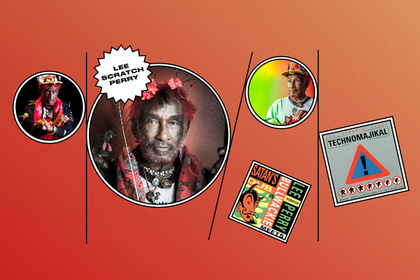 "Lifetime Achievement: Lee ""Scratch"" Perry's Eternal Reggae/Dub Discography"