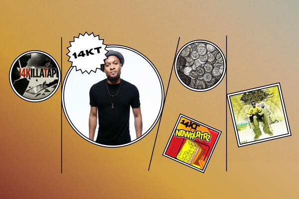 Lifetime Achievement: 14KT's Sleek & Gritty Hip-Hop