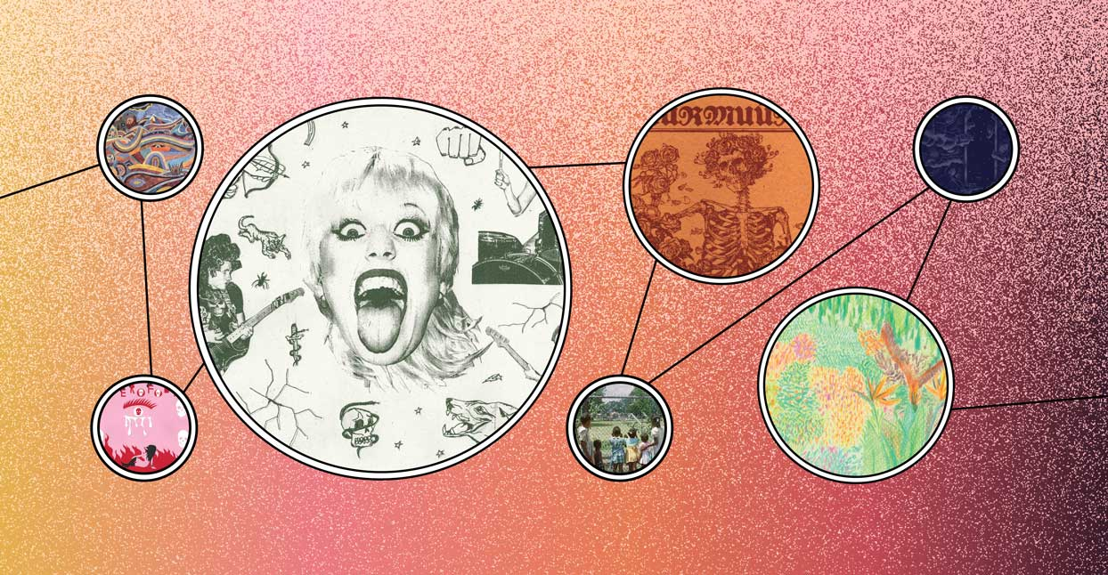 This Week's Essential Releases: Anatolian Psych, Black Metal, Punk