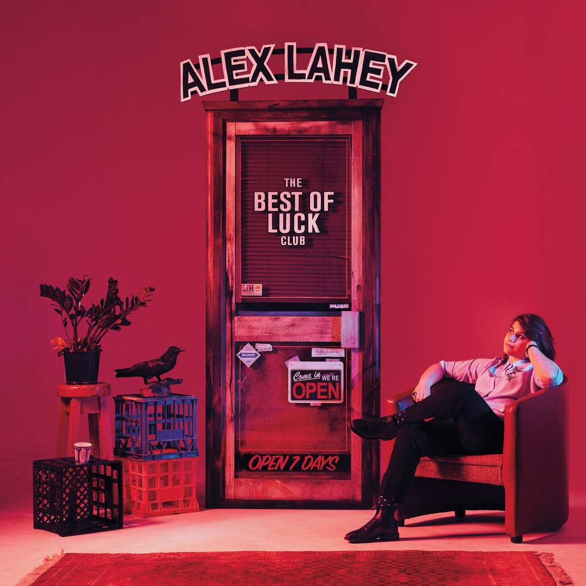 """Album of the Day: Alex Lahey, """"The Best of Luck Club"""" 