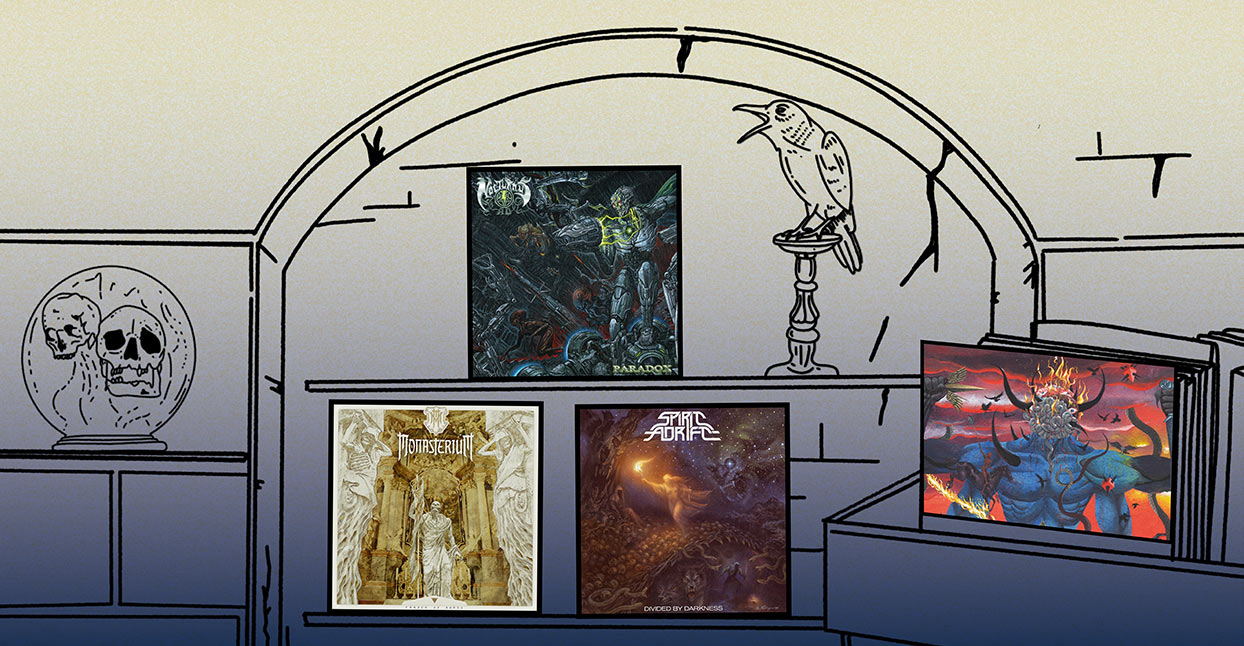 The Best Metal on Bandcamp: May 2019 « Bandcamp Daily