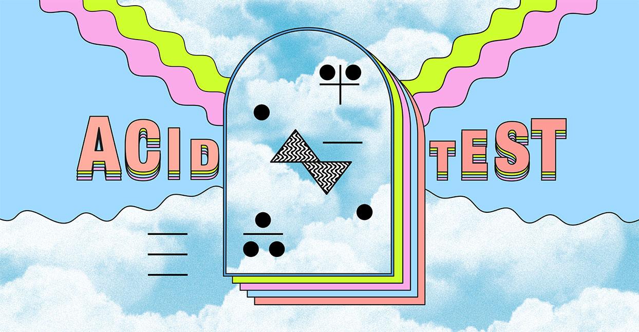 Acid Test: Robot Pop Singers, Fake Video Game Soundtracks