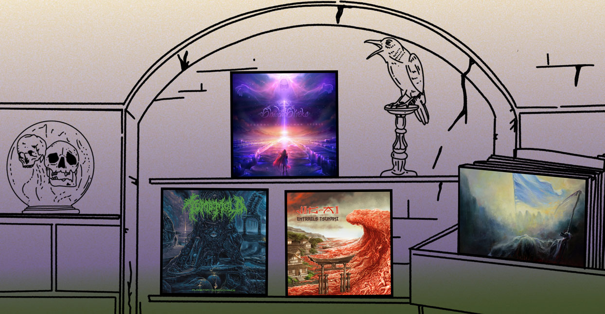 The Best Metal on Bandcamp: July 2019 « Bandcamp Daily