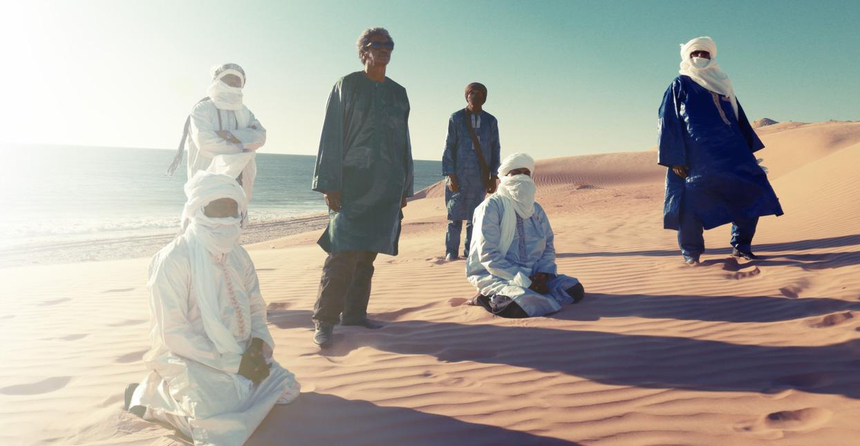 Tuareg Rock Band Tinariwen Will Not Be Silenced « Bandcamp Daily