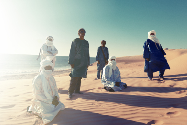 Tuareg Rock Band Tinariwen Will Not Be Silenced
