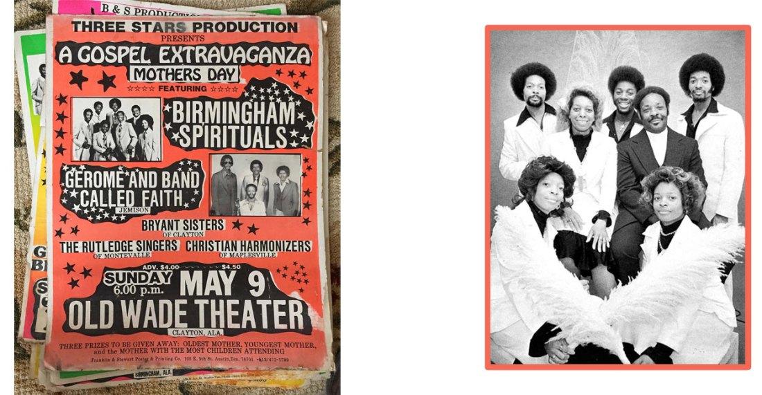 The Religious Souls, Birmingham Spirituals