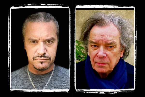 Mike Patton's Collaboration With Jean-Claude Vannier Evokes Serge Gainsbourg's Playful Spirit
