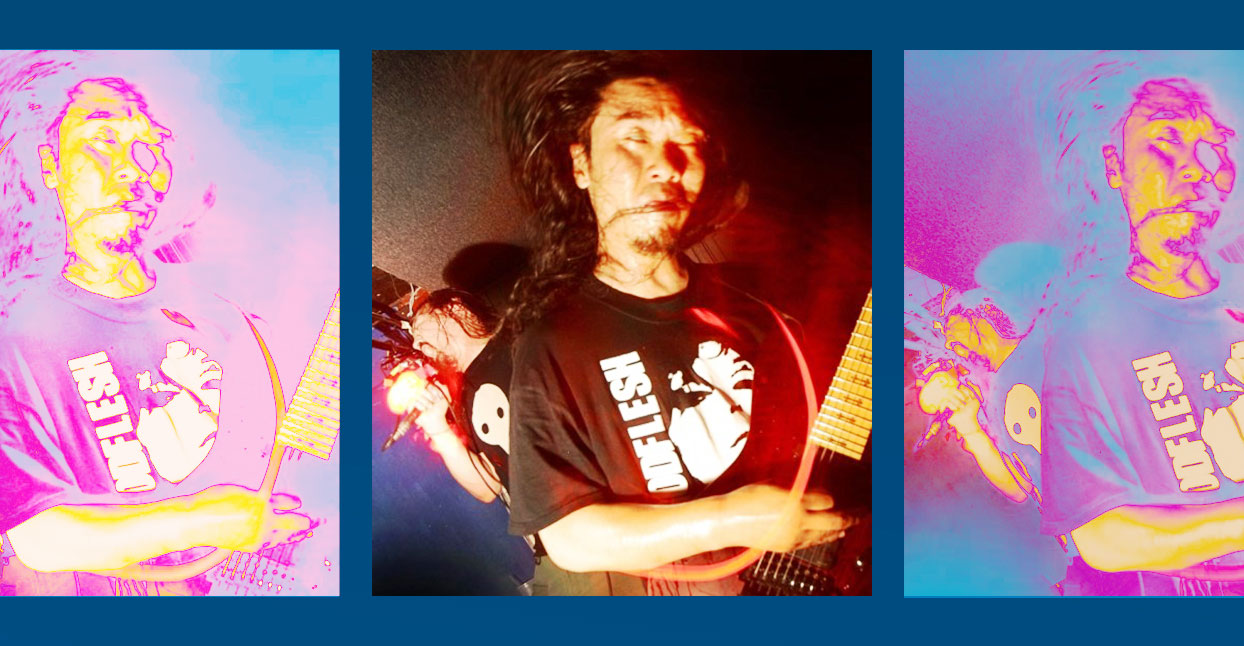 Grind Guitarist Takafumi Matsubara Battled Hand Paralysis and Came Back Stronger Than Ever